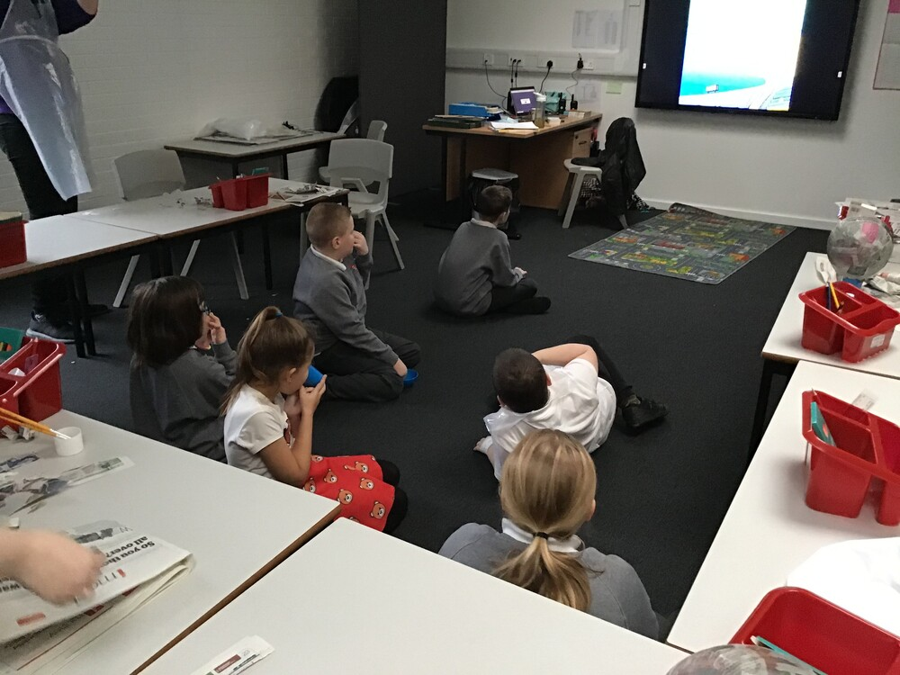 Class 3: Our First Week!