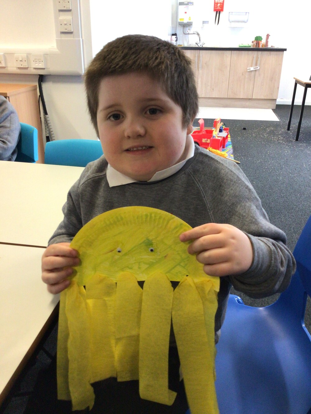Under the Sea in Class 2
